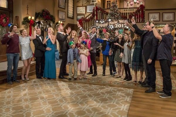 『フラーハウス』シーズン2 エピソード13「新しい年に新しい赤ちゃん」より