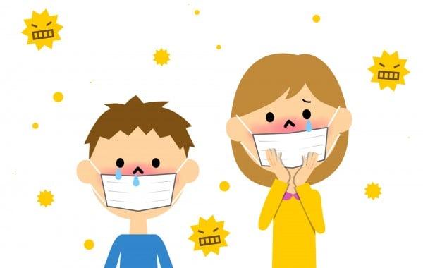 「花粉症 対処法」の画像検索結果