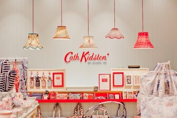 【Starbucks】CathKidston store