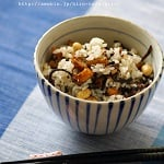 ひじきと大豆の甘煮の混ぜご飯☆