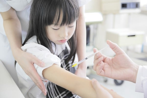 予防接種、副作用が怖くて打てない!