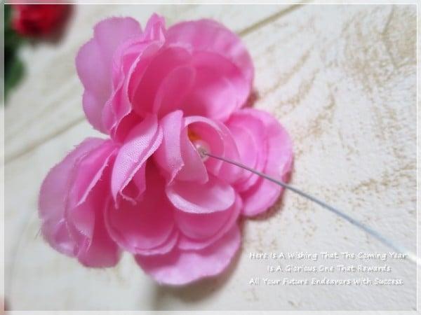 画像14 花の作り方2−1