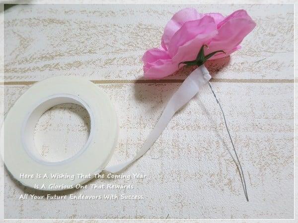 画像18 花の作り方4−1