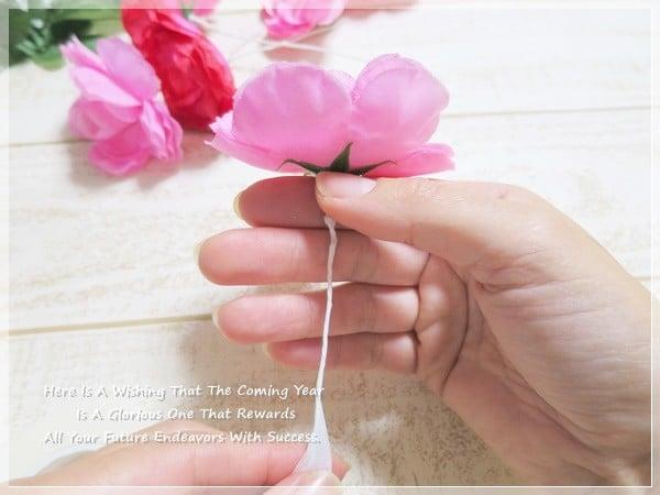 画像19 花の作り方4−2